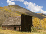 Abandoned Building in a Colorado Ghost Town Photographic Print by Charles Kogod