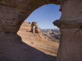Delicate Arch in Arches National Park, Utah Photographic Print by Scott Warren