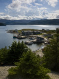 Harbor View of Norris Point on Bonne Bay, Newfoundland Photographic Print by Hannele Lahti