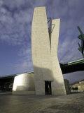 Guggenheim Art Museum in Downtown Bilbao, Spain Photographic Print by Scott Warren