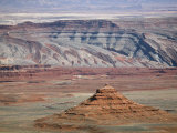 View from Moki Dugout Near Mexican Hat, Utah Photographic Print by Scott Warren