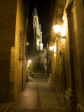 Cathedral in the Medieval City of Toledo, Spain Photographic Print by Scott Warren