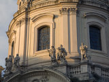 Details on the Church of Santissimo Nome Di Maria Al Foro Traiano Photographic Print by Scott Warren