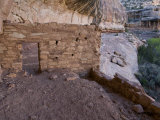 Prehistoric Anasazi Cliff Dwelling in Grand Gulch Primitive Area Photographic Print by Scott Warren