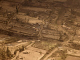 Villages Destroyed by Eruption of Tungurahua Volcano in Ecuador, Photographic Prints