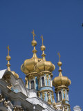 Domes Above the Catherine Palace Outside St Petersburg Photographic Print by Taylor S. Kennedy