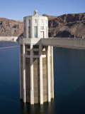 Penstock Portal at the Hoover Dam Photographic Print by Scott Warren