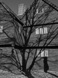 Salem Witch House, Home of Witch Trials Judge Jonathan Corwin Photographic Print by Steve & Donna O'Meara