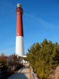 Barnegat Lighthouse, 1857, at 165' Is the 2nd Tallest in the U.S Photographic Print by George Grall