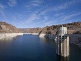 Penstock Portal at the Hoover Dam Photographic Print by Scott Warren