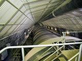 Undergound Pipeline at the Hoover Dam Photographic Print by Scott Warren