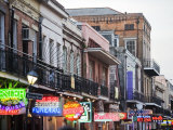 Bourbon Street at Dusk Photographic Print by Taylor S. Kennedy