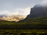 Scenic Region in Southern Section of Iceland's Highlands Photographic Print by Mattias Klum