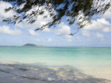 Kailua Beach, Oahu Island, Hawaiian Islands Photographic Print by Charles Kogod