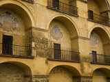 Architectural Detail on the Outside of a Building in Cordoba Photographic Print by Scott Warren