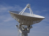 Dish Antenna at the Very Large Array Photographic Print by Scott Warren
