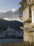 Morning at Cadaques, a Small Seaside Village Photographic Print by Scott Warren