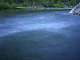 Long Exposure on the Middle Fork of the Salmon River, Idaho Photographic Print by Drew Rush