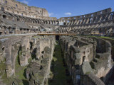 Colosseum in Rome Photographic Print by Scott Warren