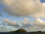 Manana Island as Seen from Makapu'U Beach on the Island of Oahu Photographic Print by Charles Kogod