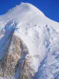 Summit Glacier and an Icefall on an Unnamed 3440-Meter Peak Photographic Print by Gordon Wiltsie