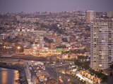 Views from Paseo Atkinson, on Cerro Alegre, Valparaiso, Chile Photographic Print by Richard Nowitz