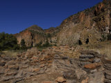 Bandelier National Monument Photographic Print by Raul Touzon