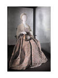 "In the National Museum, Dresses Worn by ""First Ladies"" Can Be Seen Photographic Print by Charles Martin"