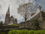 Hilltop Church in Harpers Ferry Reproduction photographique par Greg Dale