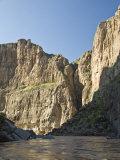 Big Bend National Park, Texas, Rio Grande River Canyon Photographic Print by Richard Nowitz