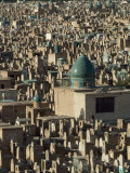 Middle East Cemetery Photographic Print by Lynn Abercrombie