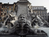 Piazza Navona, Rome, Italy Photographic Print by  Keenpress