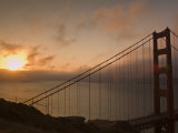 Golden Gate Bridge Photographic Print by Richard Nowitz
