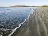 Waves Washing Up on Doran Beach at Bodega Bay Photographic Print by Rich Reid
