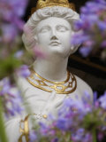 Close Up of a Statue in the British Isles Photographic Print by Jim Richardson