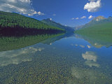 Bowman Lake Photographic Print by Gordon Wiltsie