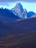Scenic View of Mountains Photographic Print by Nick Norman