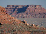 Butte in the Valley of the Gods Near Mexican Hat, Utah Photographic Print by Scott Warren