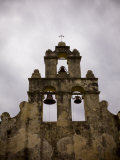 San Antonio, Texas, San Juan Mission. Bell Tower Photographic Print by Richard Nowitz