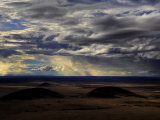 Late Afternoon Thunderstorms in the Chyulu Hills in Southern Kenya Photographic Print by Michael Polzia