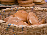 Bread for Sale at the Market Photographic Print by Abraham Nowitz