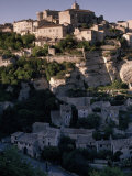 Beautiful Hillside Village of Gordes in Provence, France Photographic Print by Jim Sugar