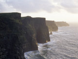 Cliffs of Moher Overlooking the Atlantic Photographic Print by  xPacifica