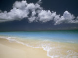 Beautiful Blue Water Beach Scene Photographic Print by Michael Melford