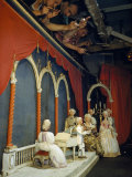 Puppeteers Pull Strings of Marionettes in Scene from Mozart's Life Photographic Print by Volkmar K. Wentzel