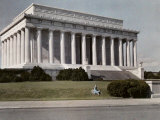 Lincoln Memorial in Washington D.C Photographic Print by Charles Martin