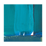 Sailboats with Blue Sky Posters