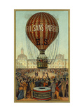 Hot Air Balloon Prints