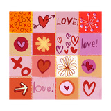 Love Symbols Prints