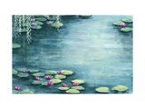 Pond with Lily Pads Prints
